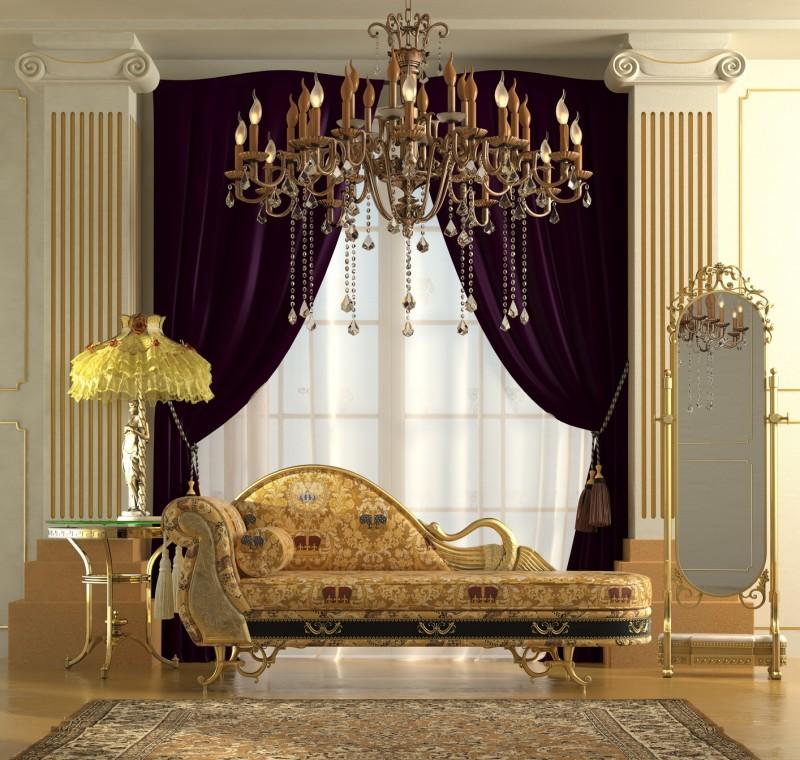 Kinkiety Do Salonu I Eleganckie żyrandole Blog Villa Decor