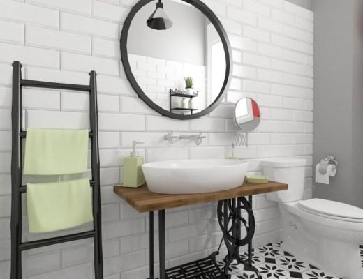 łazienka W Stylu Francuskim Blog Villadecor