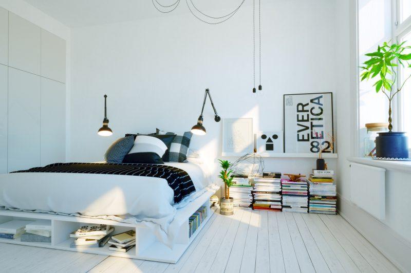 Jak Urządzić Małą Sypialnię Przykładowe Aranżacje Blog