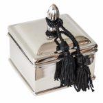eleganckie pudełko nadrobiazgi