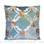 elegancka aksamitna poduszka
