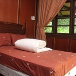 villa in langkawi with private pool Bedroom