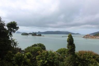 Langkawi-Private Villa-sea-view