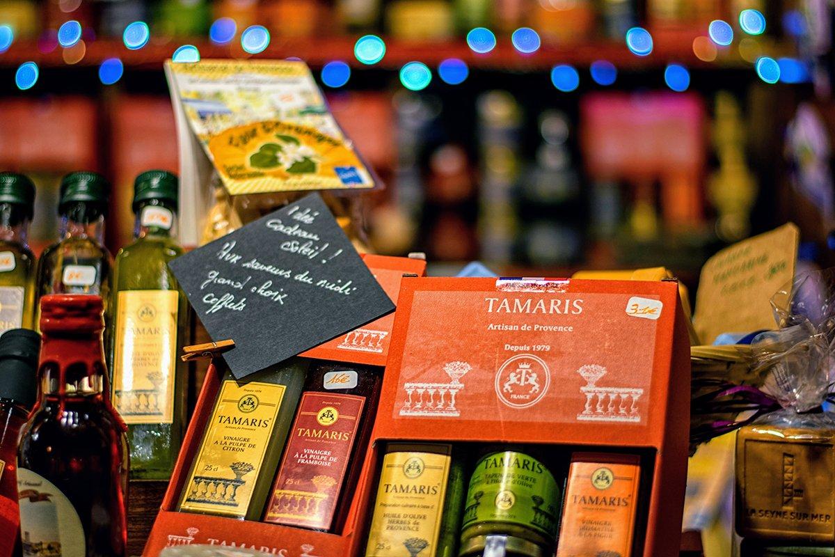 La Provence était invitée au marché de Noël d'Obernai
