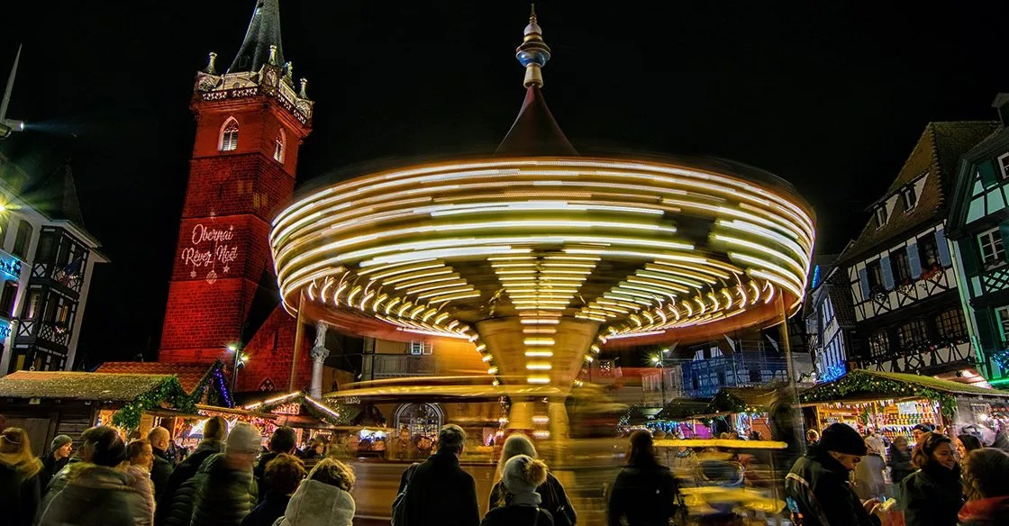 Noël à Obernai 2019