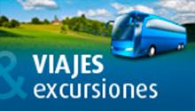 Imagen de acceso a Viajes y Excursiones
