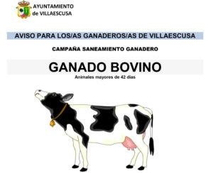 BANDOS COMUNICACION INICIO CAMPANAS GANADERAS 2021