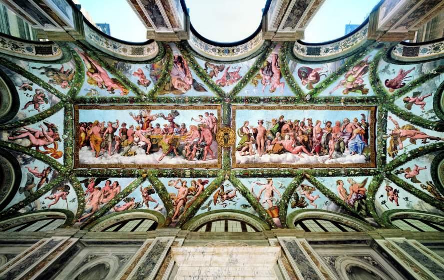 Resultado de imagen de Villa Farnesina
