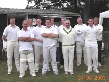 A village cricket team