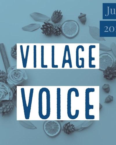 Village Voice: July 2018