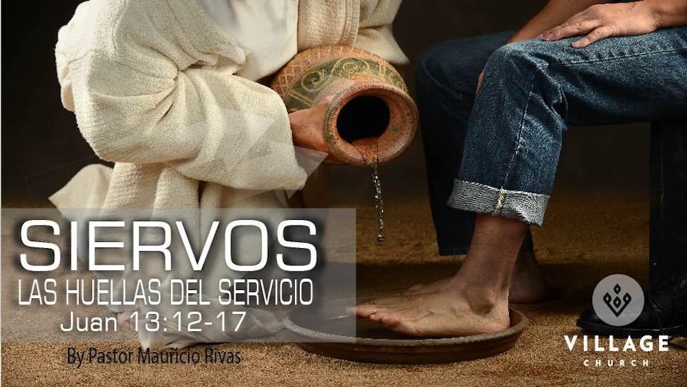 Siervos: Las Huellas Del Servicio Image