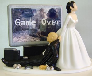 Do video games affect marriage?