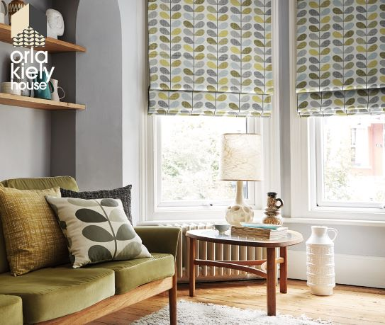 Orla Kiely Blinds Sale Lounge Blinds 1