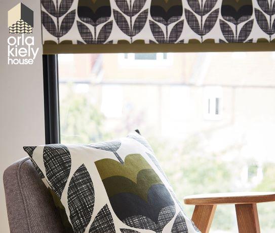 Orla Kiely Blinds Sale Lounge Blinds 3