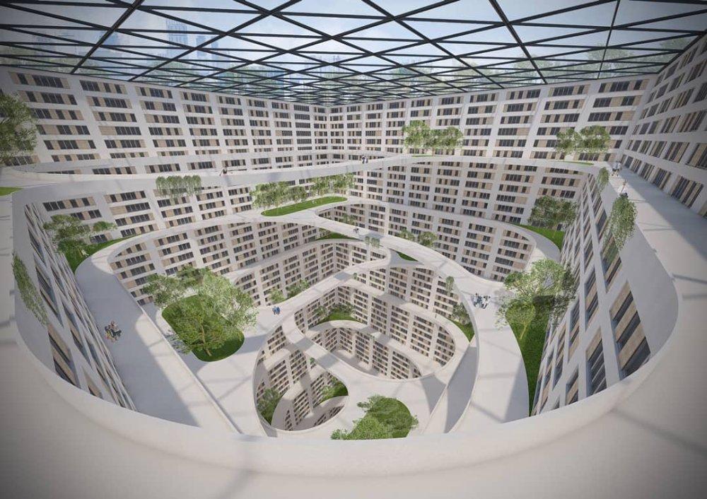 由摩天大樓到地深大樓,人類未來會住在深入地底數十層的大樓嗎?