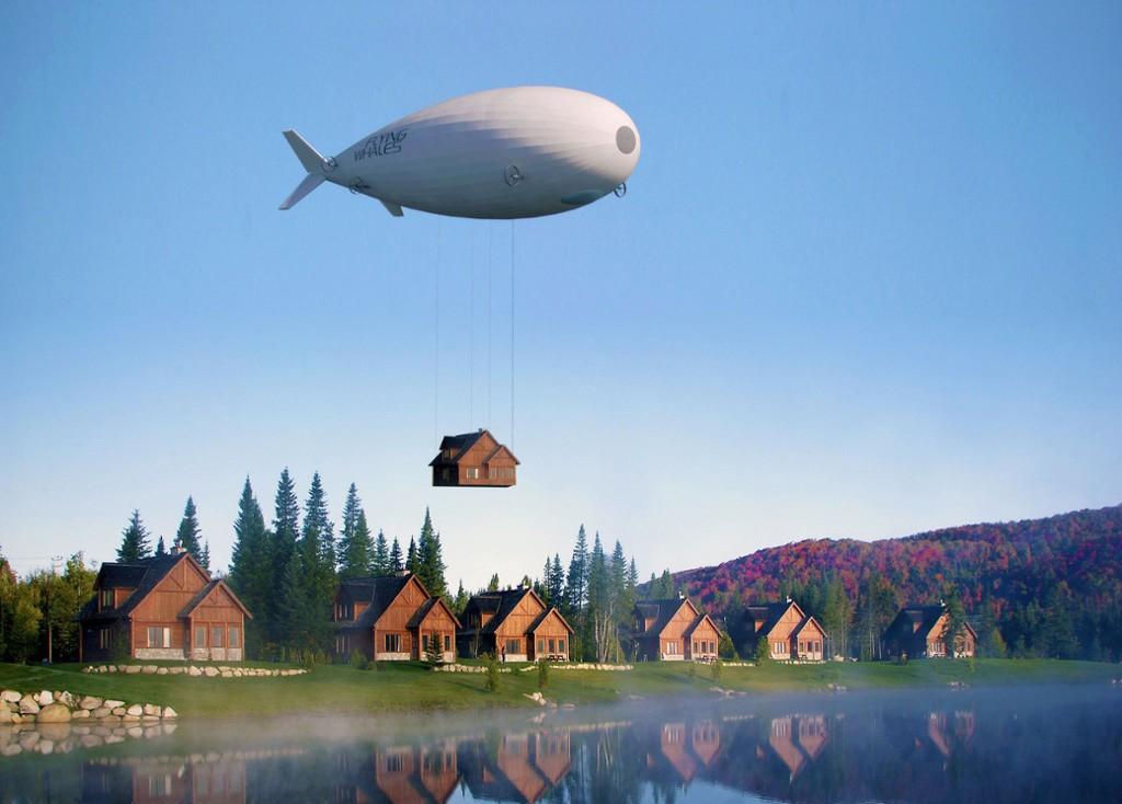 在環保潮流下,飛船「再現江湖」,它們有機會成為未來的空中交通工具嗎?
