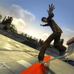 Skate It NDS - PSP Screen