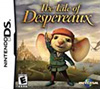 Tale of Despereaux - DS Cover