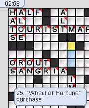 NY Times Crossword