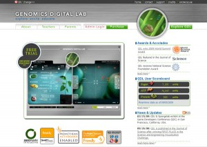 Genomics Digital Lab