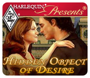 Harlequin Presents Hidden Objects of Desire