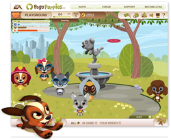 Pogo Puppies