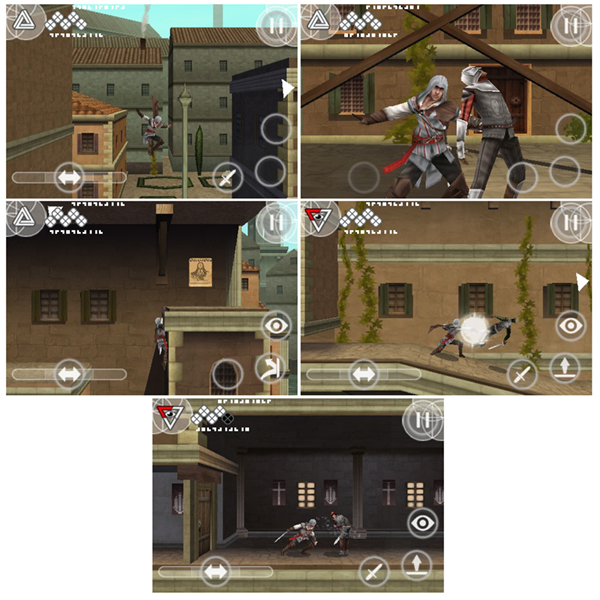 Assassin's Creed 2 Discovery iPhone