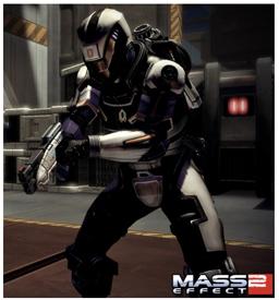 Cerberus Assault Armor