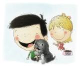 Elliott and Lucy