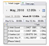 Weekly Logger