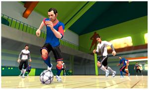Iniesta indoor FIFA11
