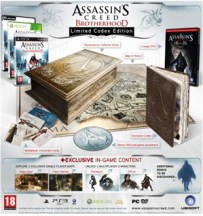 Assassin's Creed Brotherhood European Collector's Edition