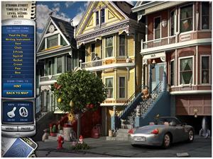 Mystery P.I.™ Stolen in San Francisco