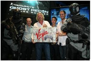 Ubisoft and Virgin Gaming Partnership