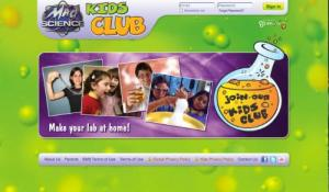 Mad Science Kids Club
