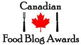Canadian Food Blog Awards