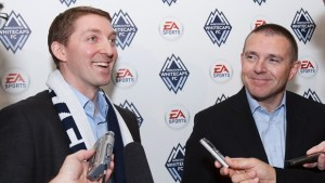 EA Sports and WhiteCaps Partnership
