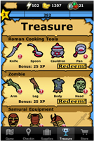 Bounty Island Treasure