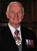 Governor General David Johnston
