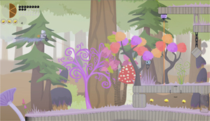 BEEP Fungi Forest