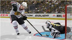NHL12 BlackHawks