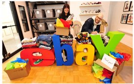 Joshua Roter and Chantal Varela of Toronto are eBay Canada's 2011 Service-preneur of the Year. Photo: ebay Canada