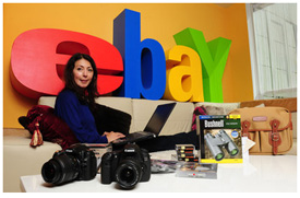 Myriam Barreiro of Toronto has been crowned eBay Canada's 2011 Entrepreneur of the Year. Photo: ebay Canada