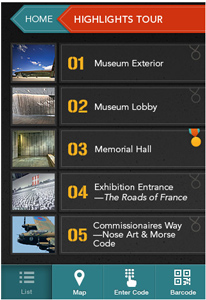 Canadian War Museum App