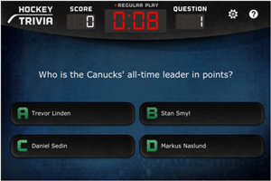 Canucks Trivia