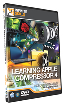 learning apple compressor 4 box