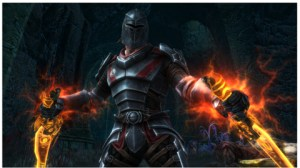 Mass Effect 3 unlockables in Kingdom of Amalur Reckoning