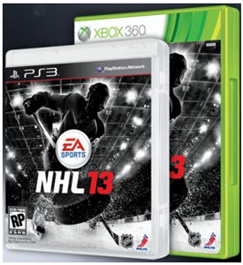 NHL13 Cover Competition