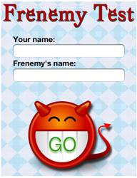 frenemy test