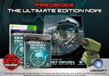 Ghost Recon EB Games Canada Ultimate Edition